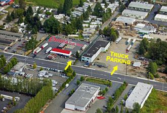 Kent Location Truck Parking